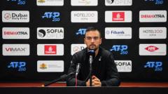 Кузманов: Дано това е началото на прекрасна година за българския тенис