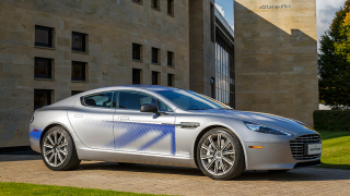Aston Martin готви супермощна серийна електрическа кола
