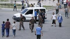 17 души, предимно мигранти, загинаха при катастрофа в Турция