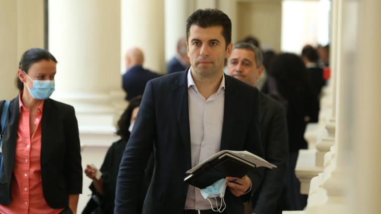 Нямало значение дали Кирил Петков е министър при произнасянето на КС за гражданството