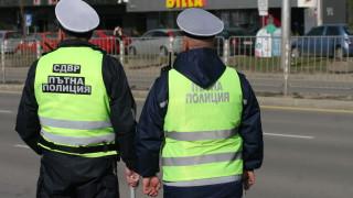 Пътна полиция с план за трафика по празниците