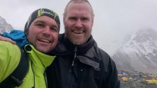 Атанас Скатов изкачи Еверест за втори път