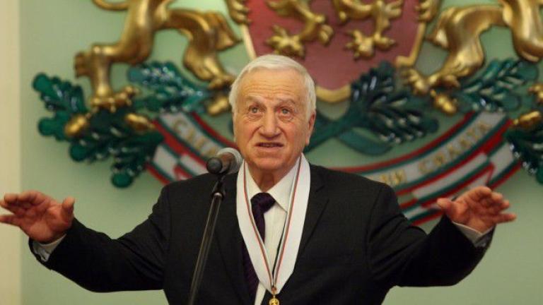 Почина легендарният треньор по щанги Иван Абаджиев