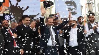 Президентът на Армения утвърди новото правителство