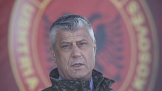 В Хага обвиниха косовския президент Тачи за военни престъпления