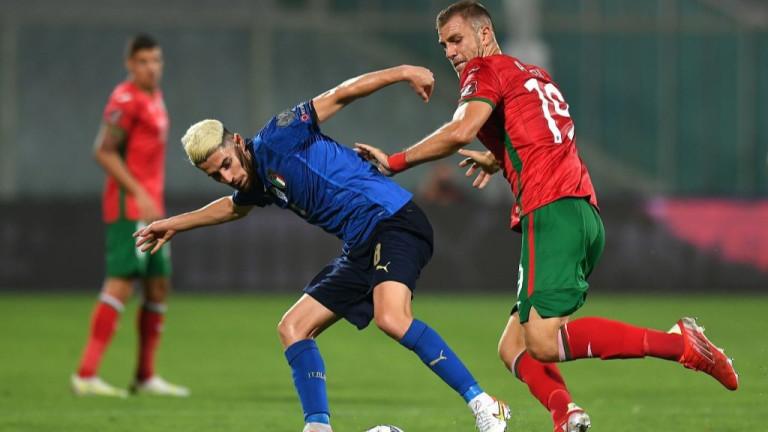 Атанас Илиев с дебют в Италия, Гълъбинов записа 63 минути за Реджина