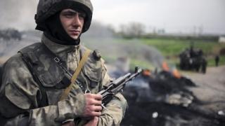 Киев воюва на все повече фронтове