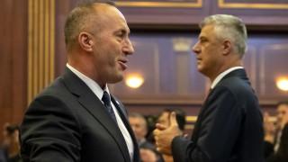 Матю Палмър посредничи в преговорите между Косово и Сърбия