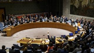 Съветът за сигурност осъди ракетните тестове на Северна Корея