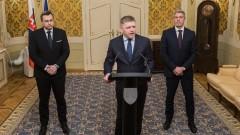 Президентът на Словакия прие оставката на премиера Фицо