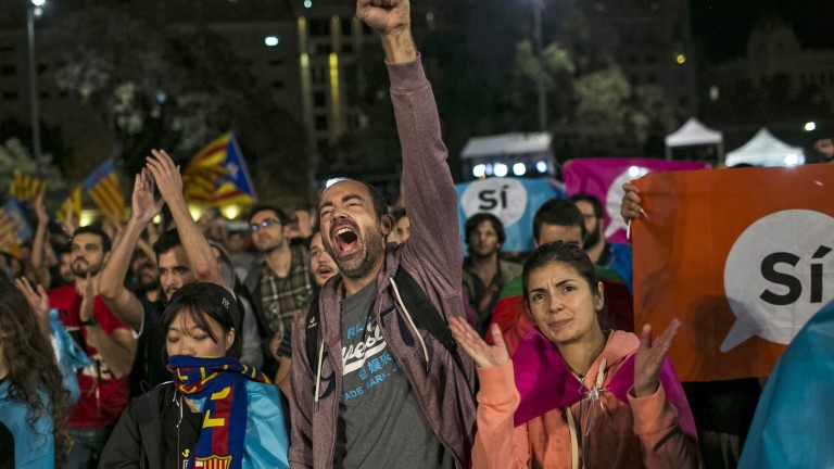 Испания може да отнеме автономията на Каталуния