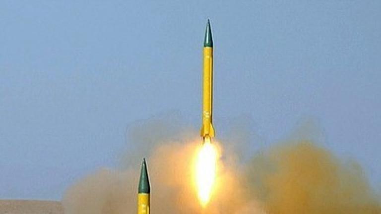 Иран изпита балистична ракета