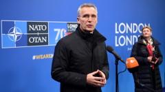 Столтенберг: За първи път НАТО ще обсъди възхода на Китай