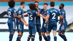 Арсенал отнесе Фулъм на старта на Висшата лига