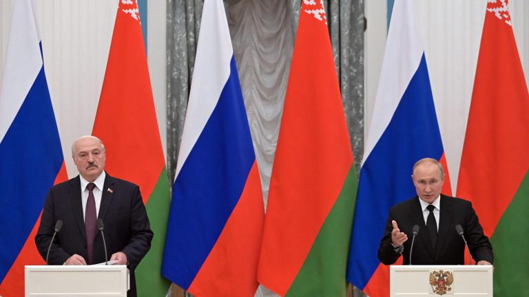 Русия и Беларус със стъпки към единна икономика