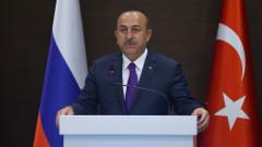 Турция не може да бъде принудена да избира между Русия и Запада, отсече Чавушоглу