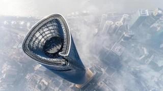 Най-високият хотел в света отвори врати в Шанхай