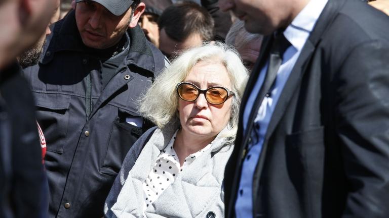 Дора Милева внесе нови документи в съда
