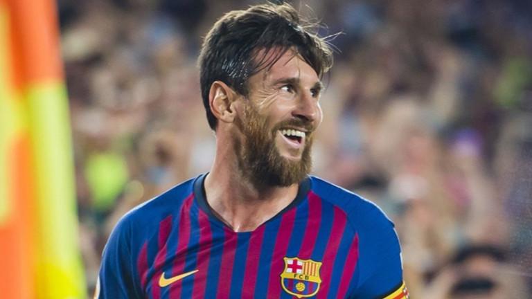 Лионел Меси: Време е Барса да спечели Шампионската лига