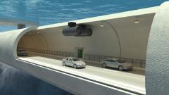Норвегия вкарва колите в плаващи подводни тунели с проект за $25 милиарда