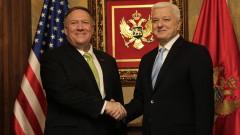 САЩ и Черна гора подписват мащабно военно споразумение