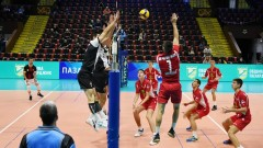 Волейболистите на Локомотив (Пловдив) победиха Черно море