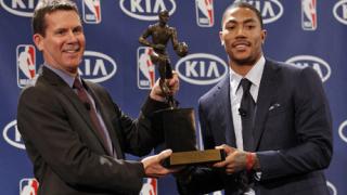 Дерек Роуз е MVP на сезона
