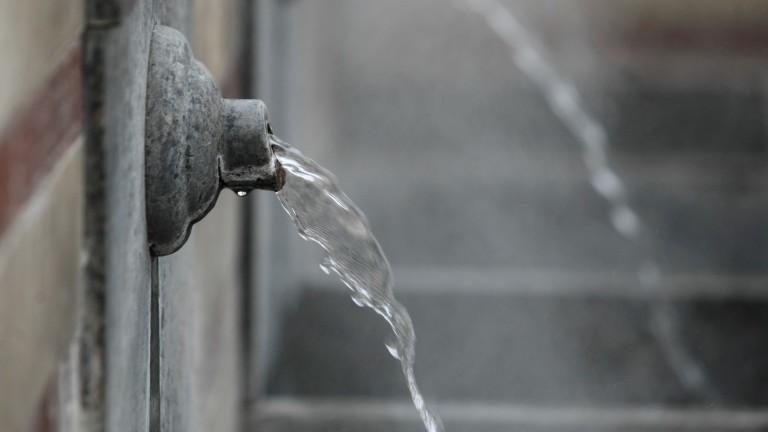 Откриват резервоар за минерална вода в село Баня