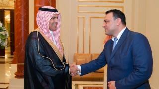 Разширяваме сътрудничеството в морския и въздушния транспорт със Саудитска Арабия
