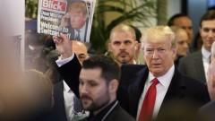 Тръмп се надява да проведе дипломатически разговори с Русия в Давос