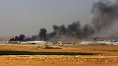 54 загинали терористи и цивилни при бомбардировка на САЩ в Сирия