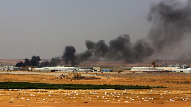 Руснаци се бият за Ислямска държава в Сирия