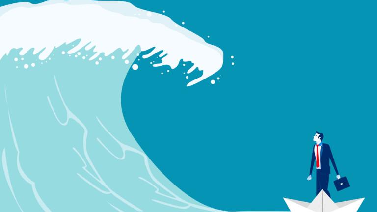 Прииждащото цунами от дълг