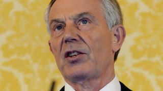 """Изтича времето да спрем """"безумието Брекзит"""", гневен Тони Блеър"""