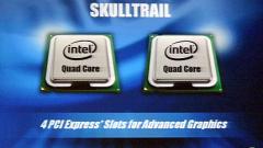 Intel представи 8-ядрената платформа V8 Skulltrail