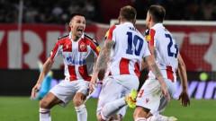 Цървена звезда оглави групата на Лудогорец в Лига Европа след успех над Спортинг (Брага)