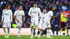 Реал (Мадрид) победи Мелиля с 4:0