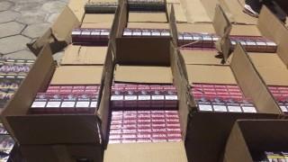 Иззеха над 25 000 кутии контрабандни цигари при спецакция в Габрово