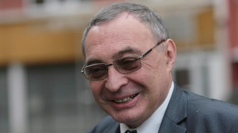Почина магистратът от ВСС Евгени Диков
