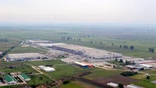 Правят нова индустриална зона край Благоевград