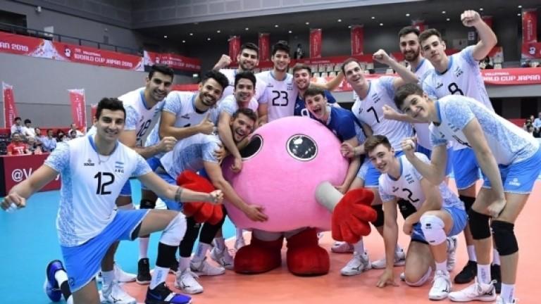 Чисти победи за Аржентина, Иран, Полша и Италия в мачове за волейболната Световна купа