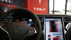 Как работи автономният режим на Tesla