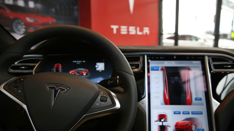 Tesla произведе 1 млн. електромобила