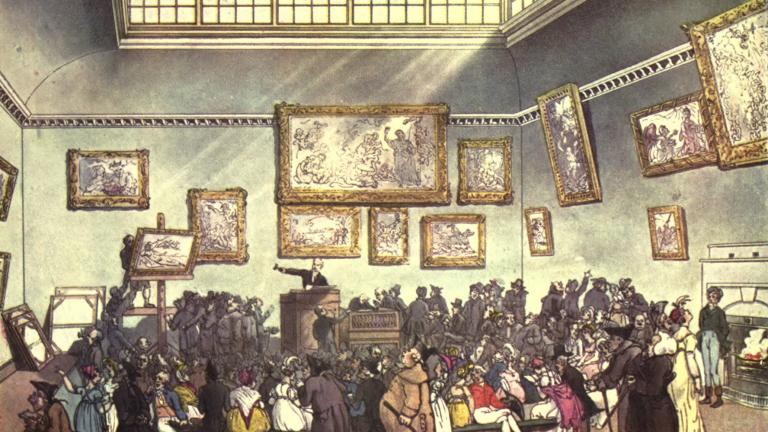 Аукционна къща Christie's отбелязва 250 годишен юбилей