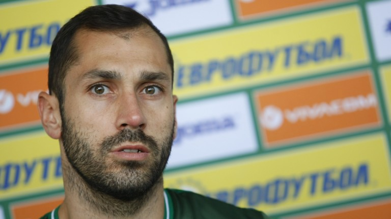 Петър Занев коментира предстоящата среща на националния отбор по футбол
