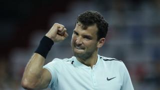 Григор Димитров добави 12 точки и отново е №46 в света