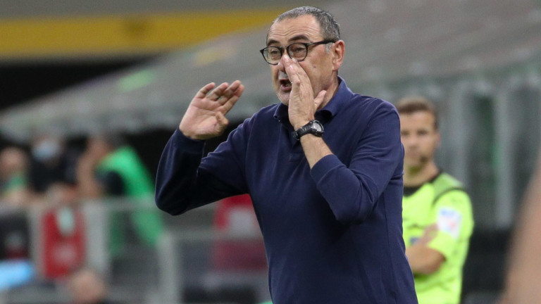 Треньорът на Ювентус - Маурицио Сари заяви, че торинци са