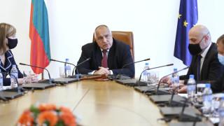 Борисов събра министрите и излезе в отпуска