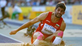 Момчил Караилиев остана 12-и във финала на троен скок