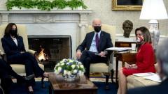 Байдън решен да наложи $1,9 трлн. помощ, критикува републиканците